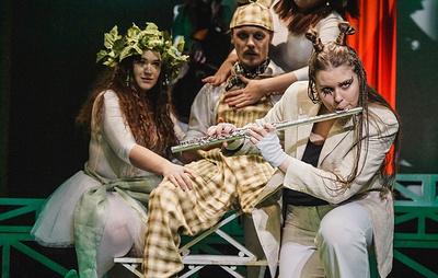 """Спектакль """"Сон в шалую ночь"""" по пьесе Шекспира представили в Перми"""