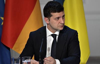 Зеленский заявил, что не ведет переговоры с ДНР и ЛНР