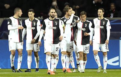 Стали известны все участники плей-офф футбольной Лиги чемпионов