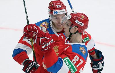 Шипачев: хоккеистам сборной России не повезло в матче Кубка Первого канала со шведами