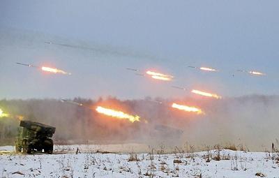 Совместные учения артиллерии и разведчиков собрали более 2,8 тыс. военных на Урале