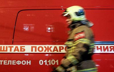 Один человек погиб и семь пострадали при пожаре в наркологическом диспансере под Тюменью