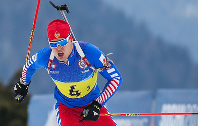 Биатлонисты Елисеев и Юрлова-Перхт представят Россию в Рождественской гонке