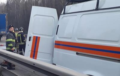 Количество пострадавших в ДТП на Урале возросло до 14 человек