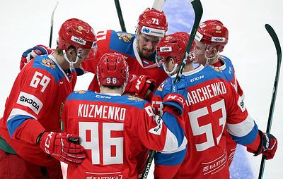На мастерстве, но без системы. Российские хоккеисты обыграли чехов на Кубке Первого канала