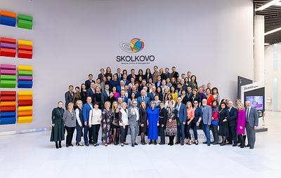 Ключевые партнеры Amway прошли курсы повышения квалификации в СКОЛКОВО