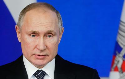 Путин: доля современного оружия в ядерной триаде России достигла 82%