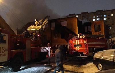 Число погибших при пожаре в хостеле в Тюмени увеличилось до двух