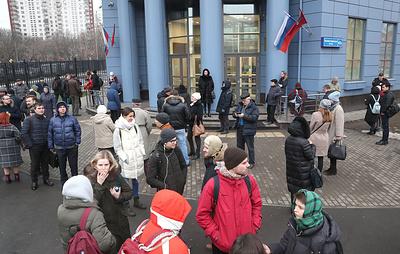 Шесть судов Москвы эвакуировали из-за сообщений о минировании