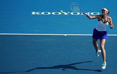 Шарапова включена в пул допинг-тестирования Международной федерации тенниса на 2020 год