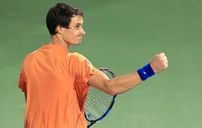 Донской вышел в финал квалификации Australian Open