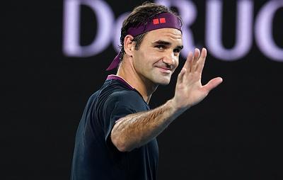 Роджер Федерер установил рекорд по количеству участий в Australian Open