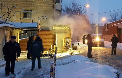 Три человека госпитализированы с ожогами после прорыва трубы в отеле Перми