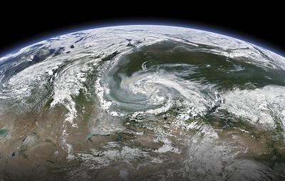 В России предложили использовать саморастворяющиеся спутники для очистки орбиты от мусора