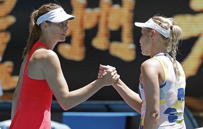 Шарапова завершила выступление на Australian Open