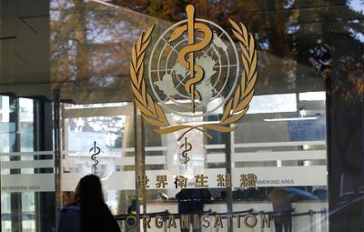Reuters: ВОЗ предупредила о возможности распространения коронавируса за пределами Китая
