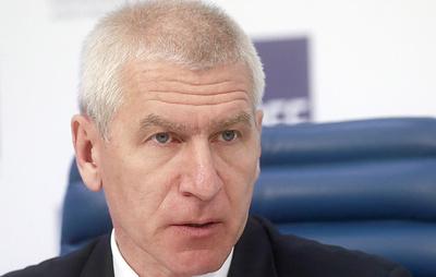 Матыцин сообщил, что сохранит пост главы FISU после назначения министром спорта РФ