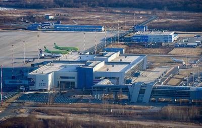 Пропускную способность аэропорта Владивостока к июню 2020 года увеличат на 30%