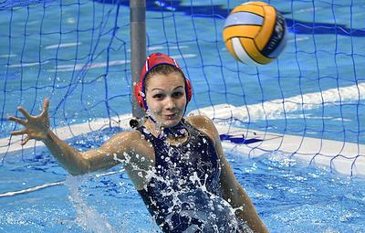 Ватерполистка сборной России Карнаух стала лучшим голкипером чемпионата Европы