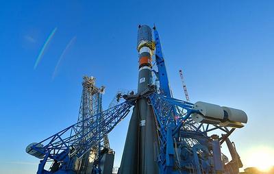 """Источник: запуск ракеты """"Союз"""" с Плесецка был отменен из-за сбоя в ее электрооборудовании"""