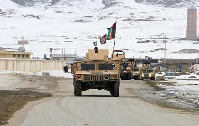 СМИ: разбившийся в Афганистане самолет мог принадлежать ВВС США