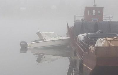 В Алтайском крае на 2,5 года осудили водителя катера, врезавшегося в баржу