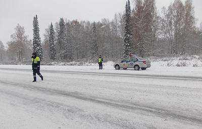 Дорогу в аэропорт Норильска закрыли для всех видов транспорта из-за метели