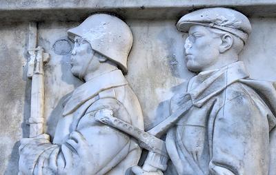 В Софии осквернили могилу советских воинов