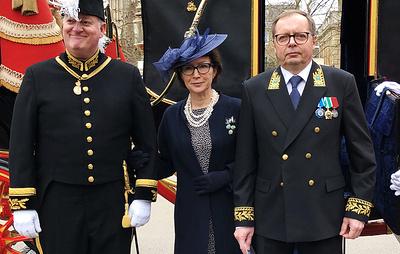 Посол РФ: Елизавета II согласна, что отношениям России и Британии не хватает стабильности