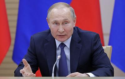 """Путин в разговоре с Зеленским прямо поставил вопрос, намерен ли Киев выполнять """"Минск-2"""""""