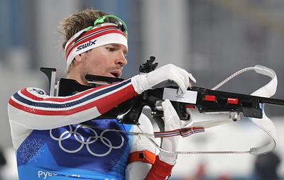 Новость о лишении Устюгова золота Олимпиады стала сюрпризом для Свендсена
