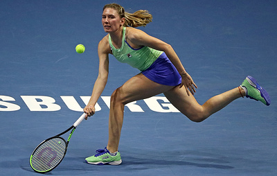 Россиянка Александрова поднялась на 25-е место в рейтинге WTA photo