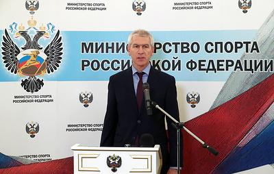 Матыцин не уверен, что CAS примет все аргументы российской стороны в споре РУСАДА и WADA