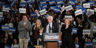 Левый кандидат. Почему социализм все популярнее в Америке?
