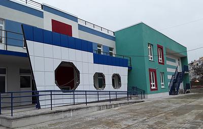 В Крыму весной начнет работу первый детсад с солнечными батареями