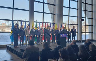 Группа Лимы готова рассмотреть возможность работы с РФ по преодолению кризиса в Венесуэле