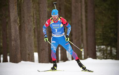 Логинов заявил, что задумался об окончании карьеры биатлониста из-за постоянных нападок