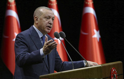 Эрдоган планирует провести встречу с Путиным, Макроном и Меркель по Идлибу 5 марта