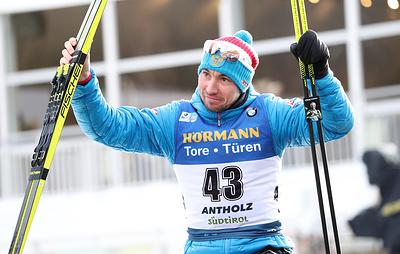 Биатлонист Логинов на чемпионате мира в Антхольце заработал €46 тыс. призовых