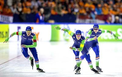 Организаторы ЧМ по многоборью не допустят до соревнований конькобежцев без медосмотра
