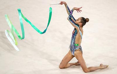 Гимнастка Симакова рассказала, почему решила выступать под песню Сергея Лазарева