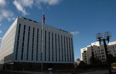 Посольство РФ призывает политиков США прекратить обвинения РФ во вмешательстве в выборы