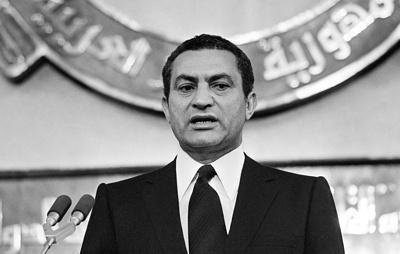 Биография Хосни Мубарака