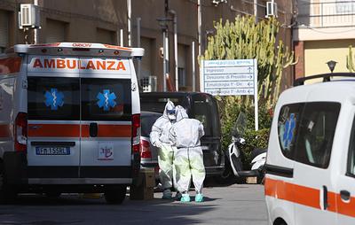 Число умерших от коронавируса в Италии достигло 10