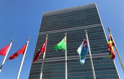 Источник: РФ обратилась к ООН с просьбой перенести вопрос о невыдаче виз США в арбитраж