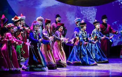 Концерт и выставку в честь буддийского Нового года в Кремле посетили 11 тыс. человек
