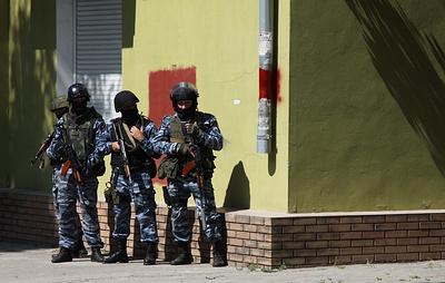 СМИ: в Одессе неизвестный с гранатой захватил здание суда, взяв заложника