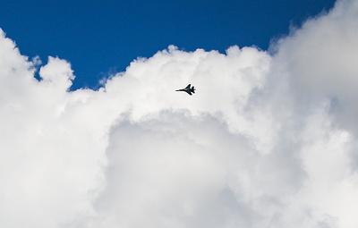 Над Черным морем пропала отметка на радаре от истребителя Су-27