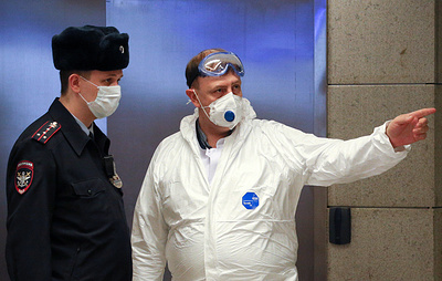 Максимальный штраф для граждан за нарушение режима карантина может составить 300 тыс. руб.