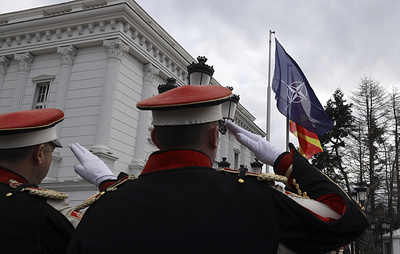 История отношений Северной Македонии и НАТО